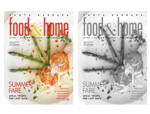 Santa Barbara Food & Home Article